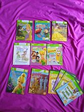Leap Frog Tag Readers And Work Book