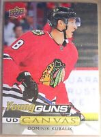 2019-20  UPPER DECK Serie 1, #C113 Dominik KUBALIK, YOUNG Guns, Young,Blackkawks