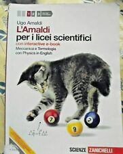 L' AMALDI PER I LICEI SCIENTIFICI VOL.1 senza Cd - UGO AMALDI - ZANICHELLI