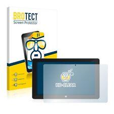 BROTECT Displayschutzfolie Klar TrekStor SurfTab Twin 11.6 (Volks-Tablet 2016)