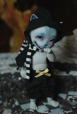 Resin BJD 16 PIPOS Cheshire  free eyes + Face Make Up Free Free shipping