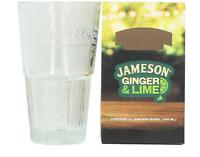 JAMESON IRISH WHISKEY GLASS