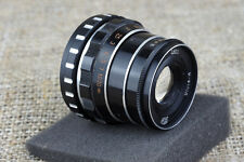 Industar-61 i L/D 100mm 50mm Lens fit Micro 4/3 Olympus PEN E P 2 3 5 PL camera