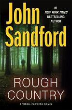 Rough Country (Virgil Flowers), John Sandford, 0399155988, Book, Good