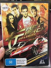 Fast Track - No Limits ex-rental region 4 DVD (rare 2008 car racing action movie
