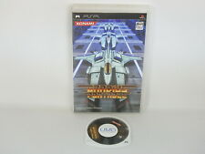 GRADIUS Portable No Instruction cbn Playstation Portable PSP Japan Game NTSC-J