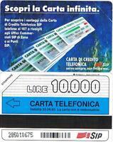 NUOVA SMAG GOLDEN 117 (C&C 1210) CARTA INFINITA TIPO B 06.93 10.000 LIR MANTEGAZ