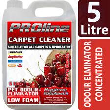 Carpet Cleaning Shampoo Solution 5ltr X 9 Bottles