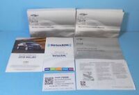 18 2018 Chevrolet Malibu owners manual with Navigation BRAND NEW