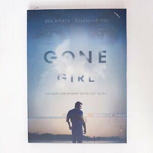 Gone Girl Movie DVD Region 4 Free Postage - Drama Thriller