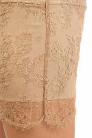 RRP €850 EMILIO PUCCI Lace Mini Pencil Skirt IT 40 XS