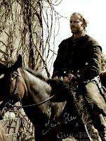 IAIN GLEN signed Autogramm 20x27cm GAME OF THRONES in Person autograph COA