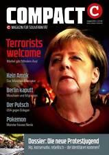 COMPACT MAGAZIN 09/2016 TERRORISTS WELCOME/USA GEGEN ERDOGAN/MÜNCHEN MASSAKER