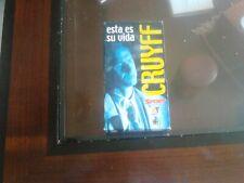 pelicula vhs cruyff esta es su vida