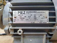 Mez Meholnice 12 Hp Ac Motor 220380 3 Phase