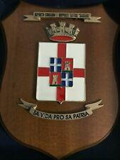 Crest reparto comando e supporti tattici Brigata Sassari