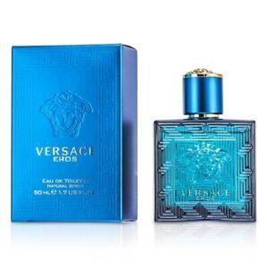 Versace Eros EDT Spray 50ml Men's Perfume