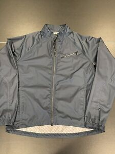Cannondale Morphis Cycling Jacket Convertible Vest Breathable Gray Men's XL