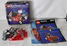 Lego  8815 Technic Go-Kart, Komplett mit BA und OVP