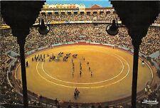 B75342 barcelona plaza de toros monumental corida corrida   spain