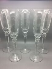 Drinkware/Stemware Hand Blown Contemporary Original Crystal & Cut Glass