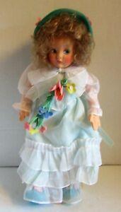"1986 Anili Scavini, KATE 15"", LENCI ""Spring"" felt doll"