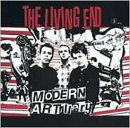 THE LIVING END : MODERN ARTILLERY (CD) sealed
