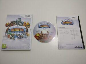 Skylanders Giants / Swap Force / Spyro's Adventure - Wii - Nintendo - Complete
