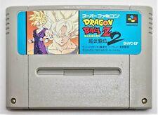 Dragon Ball Z: Super Butoden 2 Game for Nintendo Super Famicom JAPANESE TESTED