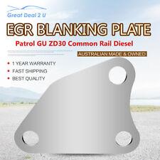 EGR Blanking Plate for Nissan Patrol GU ZD30 Common Rail Diesel CRD Block Plate