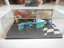 Minichamps Microchamp F1 Formula 1 Benetton Ford B 19 J. Verstappen 1:64 - Box