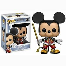 Funko POP - Kingdom Hearts - Mickey Vinyl Figure