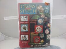 Jill Oxton's Cross Stitch Magazine Issue #35 Patterns Plus Extras