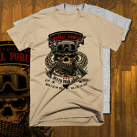 Army Special Forces t-shirt airborne Ranger Military, US Army, Death from Above