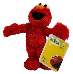 """Sesame Street Elmo 9"""" Plush Toy BNWT"""