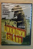 Unknown Island - DVD - Color NTSC - BRAND NEW - Factory Sealed  RARE OOP!