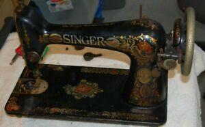 J1 Treadle Singer Sewing Machine Model 66 Original Parts- Free Ship - discounts