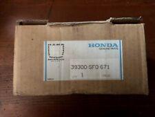 NOS Genuine Honda 1985-1986-1987 Prelude A/C Heater Defroster Vent Control Panel