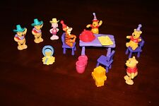 Winnie the Pooh Disney Birthday Party cowboy Play Figures cake toppers