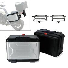 Set Koffer + Träger für Honda NC 750 S / X Vario SL