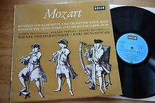 Mozart PRINZ TRIPP JELLINGER Munchinger DECCA SXL 6054 LP nm