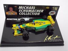 Pauls Modell Art 1:64 Benetton Michael Schumacher Estoril 1993 in  Ovp.  (E114)