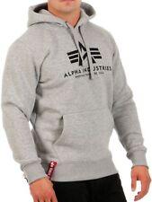 Alpha Industries Herren Hoodie Basic 178312 Hoody Sweatshirt Pullover Sport