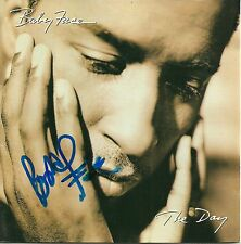 Babyface signed The Day cd