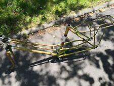 ANCIEN VELO ville CADRE VINTAGE ROAD  BICYCLE FRAME old bike