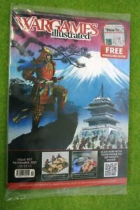 WARGAMES ILLUSTRATED 407 November 2021 MAGAZINE-FREE How To Modelling Guide