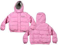 NHL Hockey Youth Girl's Philadelphia Flyers Winter Hooded Jacket, Pink