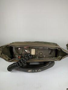 Vietnam Era Military Radio Phone US Army Field Telephone Set TA-43/PT w/ Case