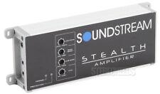 Soundstream ST1.1000D 1000 Watt Compact Mono Class D Car Motorcycle Amplifier
