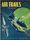 AIR TRAILS Magazine July 1950 Texaco No 13: C/L Scale by Walter Musciano